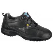 Abeba Leather ESD Safety Shoes